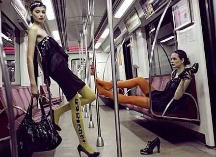 Niezwykłe formy, piękne draperie, fantazyjne upięcia w nowym wymiarze/fot. Daniel Hertmanowicz /materiały prasowe