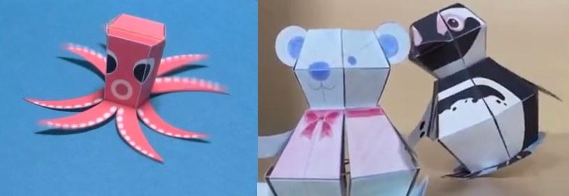 Niezwykłe zabawki Harukiego Nakamury /You Tube /Internet