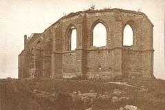 Niezwykłe zdjęcia kościoła w Trzęsaczu