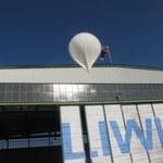 Niezwykły balon wystartował z gliwickiego lotniska