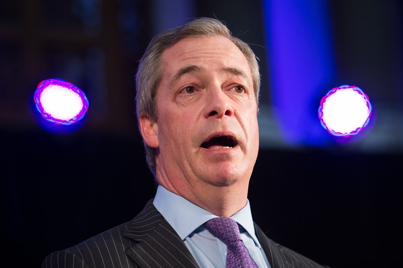 Nigel Farage /AFP
