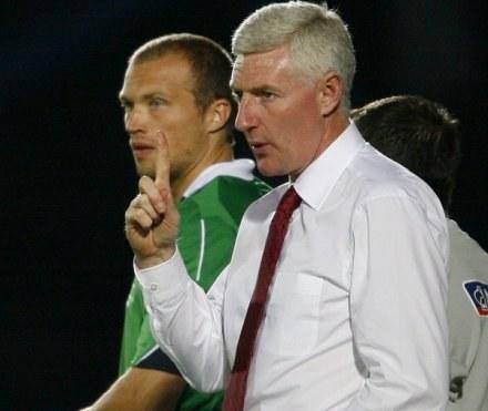 Nigel Worthington, selekcjoner reprezentacji Irlandii Północnej /AFP