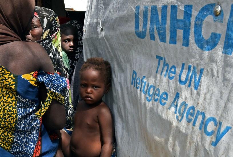 Nigeryjczycy z Bagi, którzy przeżyli atak Boko Haram /AFP