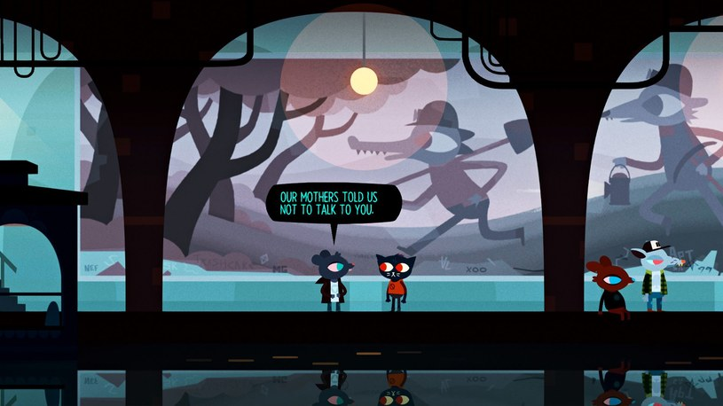 Night in the Woods /materiały prasowe