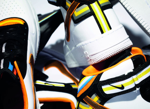 Nike Air Force 1 /materiały prasowe