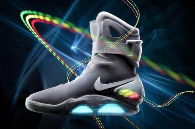 Nike Air Mag - prawie jak z przyszłości, prawie jak z filmu /materiały  prasowe