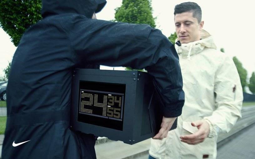 Nike Hypervenom zobaczymy m.in. na stopach Roberta Lewandowskiego /materiały prasowe