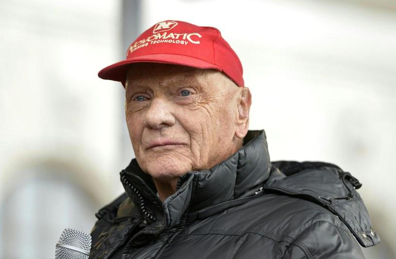 Niki Lauda /AFP