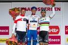 Niki Terpstra wygrał kolarski wyścig Eneco Tour