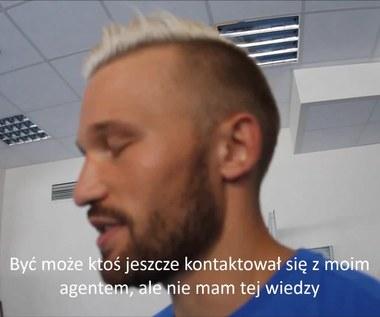 Niklas Baerkroth, nowy piłkarz Lecha Poznań
