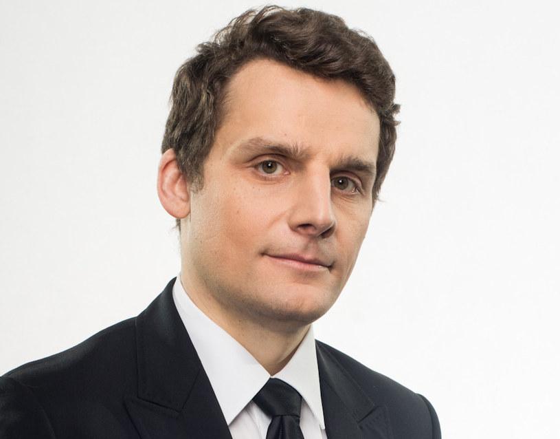Nikodem Bończa Tomaszewski, prezes Exatela /INTERIA.PL