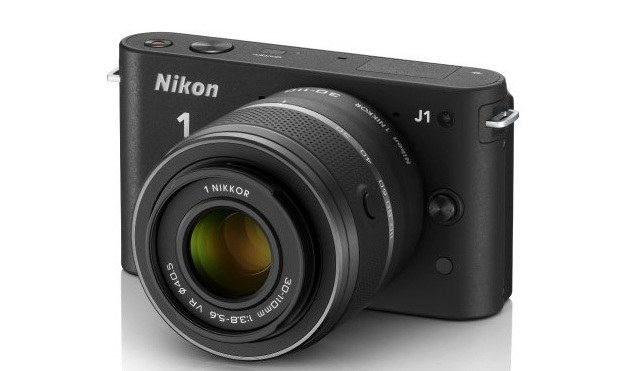 Nikon 1 J1 /materiały prasowe