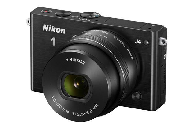 Nikon 1 J4 /materiały prasowe