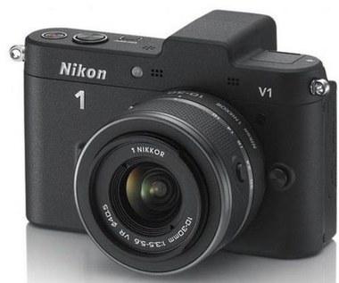 Nikon 1 V1 - pierwszy bezlusterkowiec