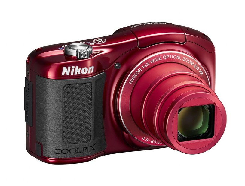 Nikon COOLPIX L620 /materiały prasowe