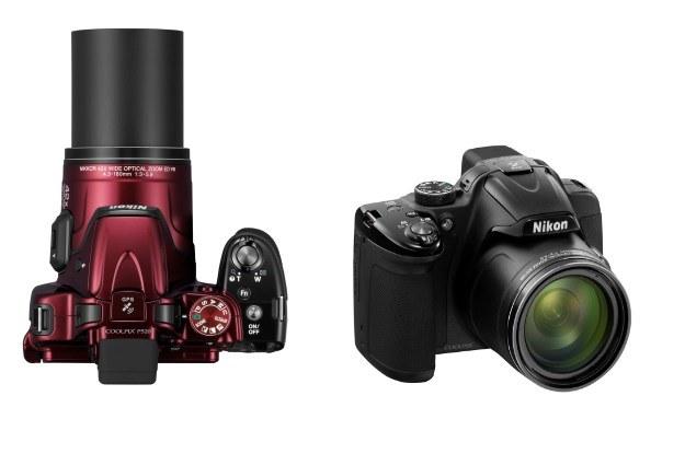 Nikon COOLPIX P520 /materiały prasowe