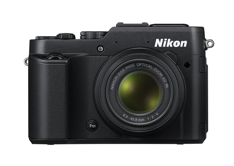 Nikon Coolpix P7800 /materiały prasowe