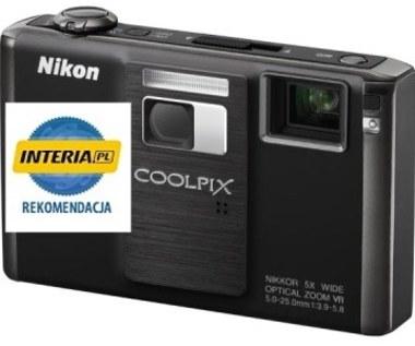 Nikon Coolpix S1000pj - cyfrówka - projektor