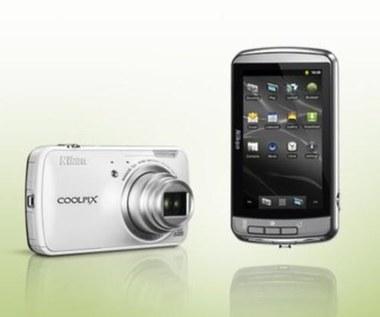 Nikon COOLPIX S800c - pierwszy aparat fotograficzny z Androidem!