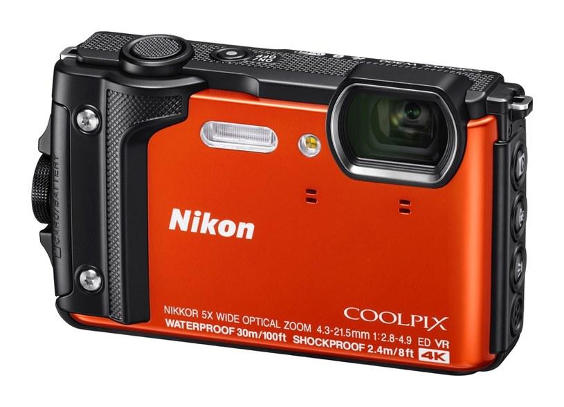 Nikon Coolpix W300 /materiały prasowe