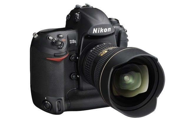 Nikon D3S - jedna z lustrzanek, które polecą na Międzynarodową Stację Kosmiczną /materiały prasowe