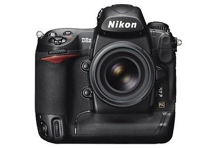 Nikon D3X - Europejski Profesjonalny Aparat Fotograficzny 2009/2010 /materiały prasowe
