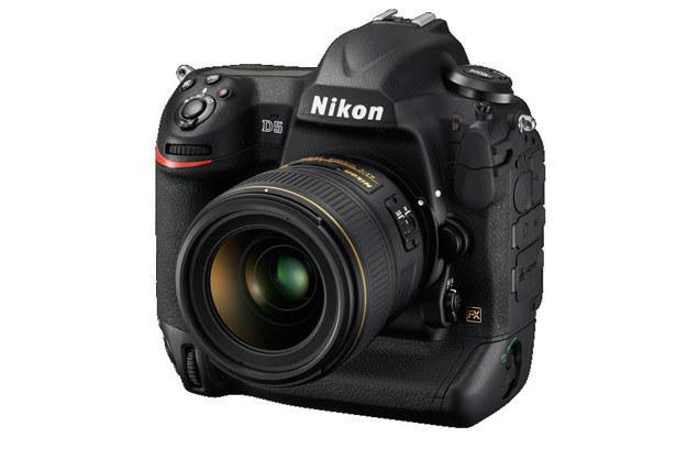 Nikon D5 /materiały prasowe