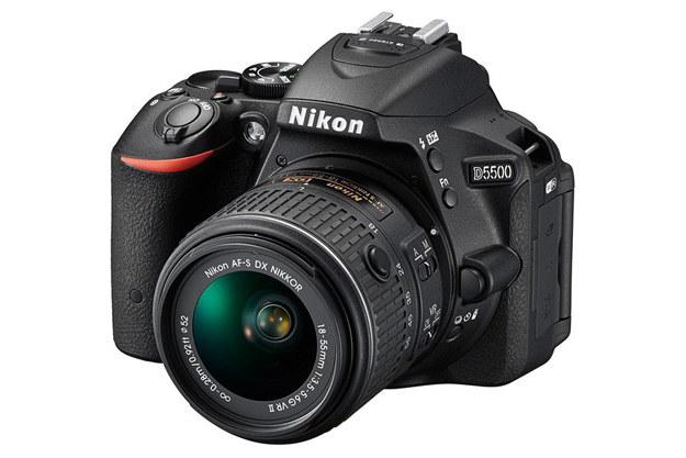Nikon D5500 /materiały prasowe