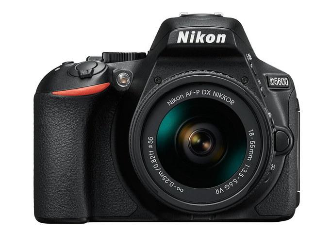 Nikon D5600 /materiały prasowe