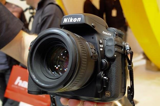 Nikon D800 E /INTERIA.PL