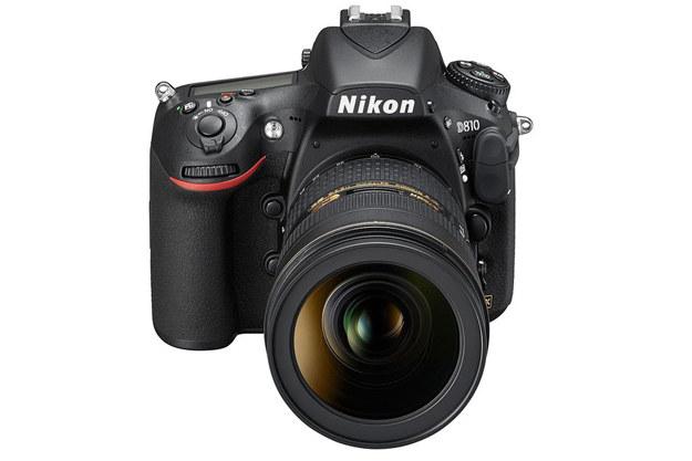 Nikon D810 /materiały prasowe