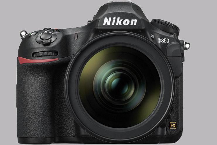 Nikon D850 /materiały prasowe