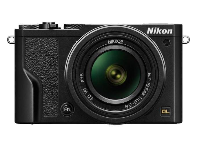Nikon DL18-50 f/1.8-2.8 /materiały prasowe