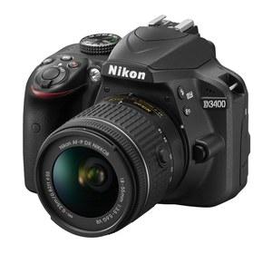 Nikon: Nowa lustrzanka cyfrowa D3400 i dwa nowe obiektywy