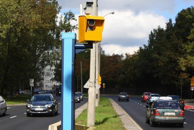 Nikt już nie boi się fotoradarów / Fot: Stanisław Kowalczuk /East News