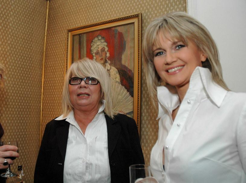 Nina chce Grażynę ściągnąć do Polsatu! /- /MWMedia