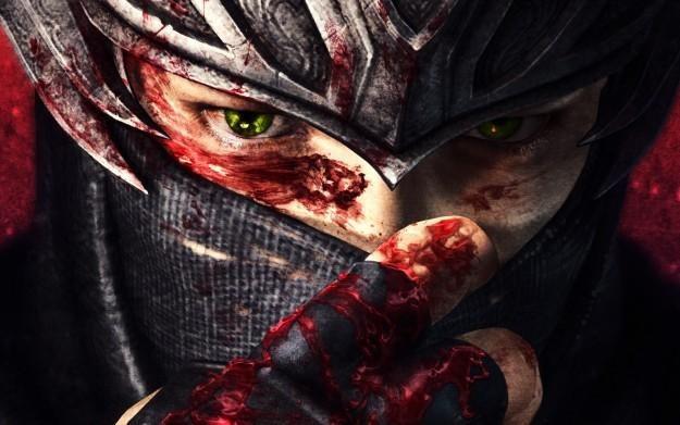 Ninja Gaiden 3 - motyw graficzny /Informacja prasowa