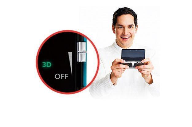 Nintendo 3DS, czyli przenośne granie 3D bez okularów - wystarczy włączyć opcję 3D /materiały prasowe
