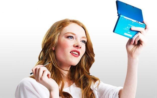Nintendo 3DS - zdjęcie promocyjne /Informacja prasowa