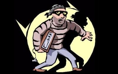 Nintendo DS - pogromca złodziei /CDA