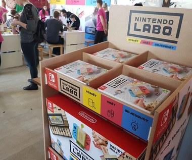 Nintendo Labo - galeria zdjęć z pokazu premierowego