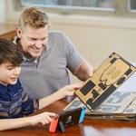 Nintendo próbuje podbić serca graczy kartonowymi akcesoriami