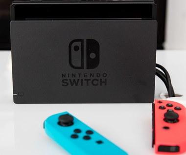 Nintendo Switch: Wyniki sprzedaży sprzętu i gier