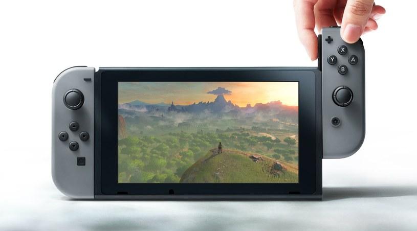 Nintendo Switch /materiały prasowe