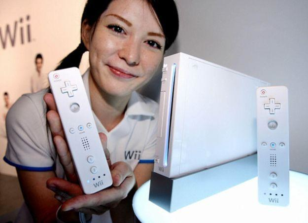 Nintendo Wii - konsola ma już swoje lata, ale sprawia naprawdę wiele frajdy /AFP