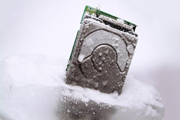 Niskie temperatury mogą być zabójcze dla podzespołów komputera Fot. Renea Leathers /stock.xchng