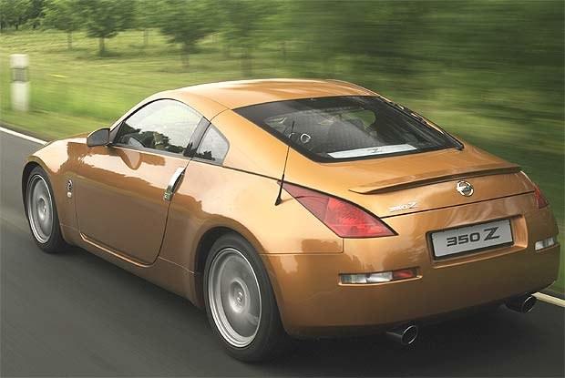 Nissan 350Z (kliknij) /INTERIA.PL
