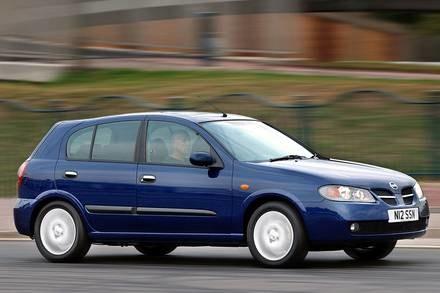Nissan almera / Kliknij /INTERIA.PL