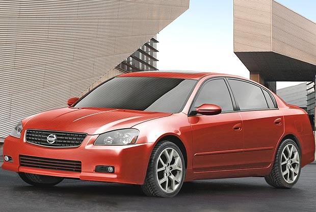 Nissan Altima / kliknij /INTERIA.PL