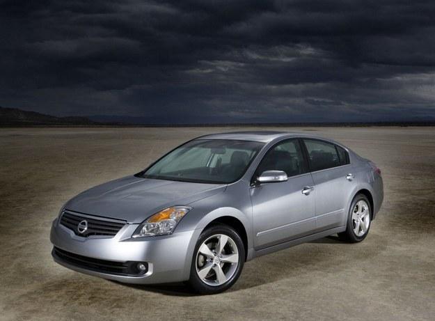 Nissan Altima /Motor